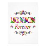 Line Dancing Forever Invite