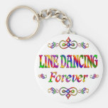 LINE DANCING FOREVER KEYCHAINS