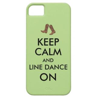 Line Dancing Gift Keep Calm Dancer Cowboy Boots