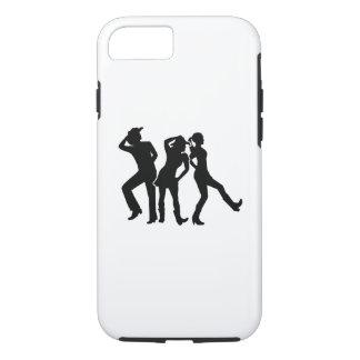 Line dancing iPhone 8/7 case