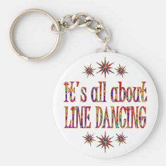 LINE DANCING KEYCHAINS