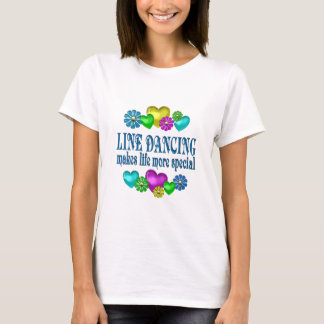 Line Dancing More Special T-Shirt