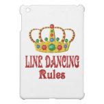 LINE DANCING RULES iPad MINI CASES