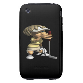 Line It Up iPhone 3 Tough Cases