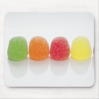Line of Candies Mouse Pad