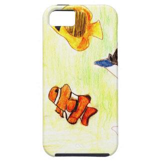 Line of Products aquarium iPhone SE/5/5s Case