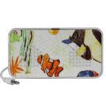 Line of Products aquarium Laptop Speakers