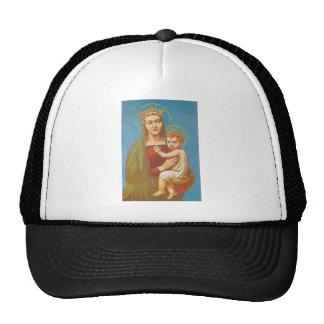 Line of Products Our Mrs. of Health Mesh Hat