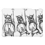 Line of Vikings iPad Mini Cases