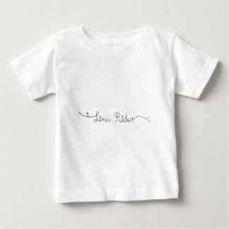 Line Rider Original Logo Baby T-Shirt