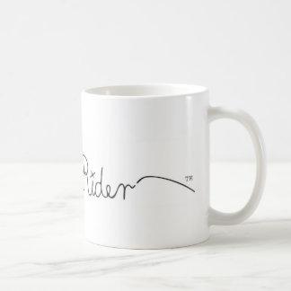Line Rider Original Logo Classic White Coffee Mug