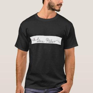 Line Rider Original Logo T-Shirt