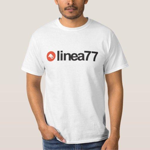Linea 77 - logo t-shirt