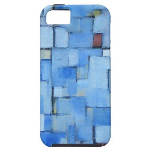 Línea abstracta serie 5 iPhone 5 Case-Mate cárcasas