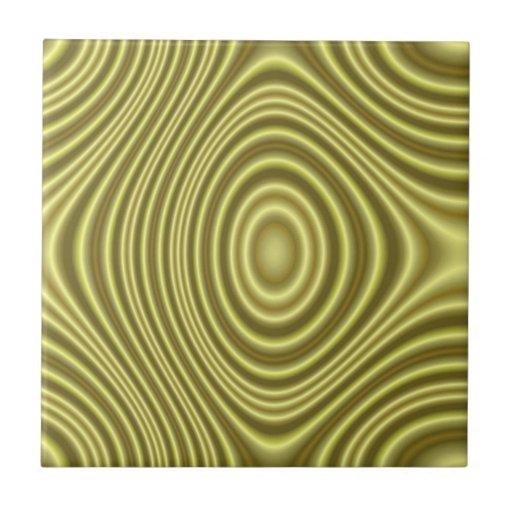 Línea amarilla modelo azulejos ceramicos