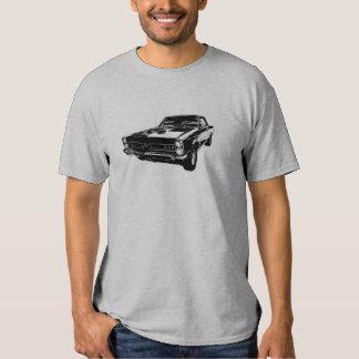 Línea arte negra de 'camiseta 65 GTO Camisas