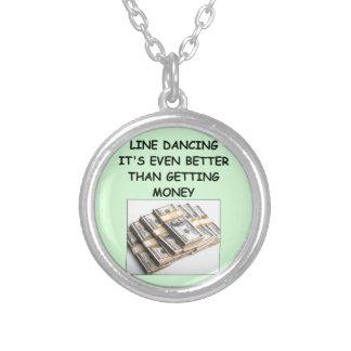 línea baile grimpola