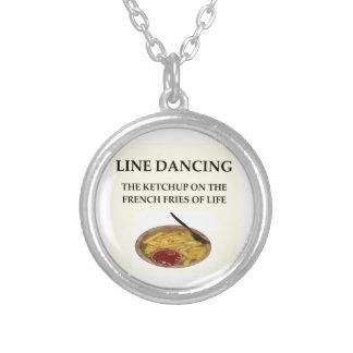 línea baile collares