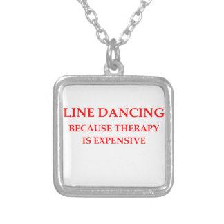 línea baile pendiente personalizado