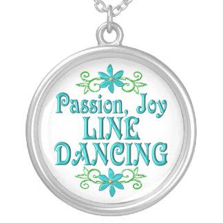 Línea baile de la alegría de la pasión grimpola personalizada