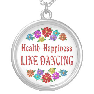 Línea baile de la felicidad de la salud grimpola