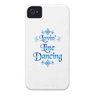 Línea baile de Lovin iPhone 4 Case-Mate Protector