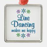 Línea baile feliz