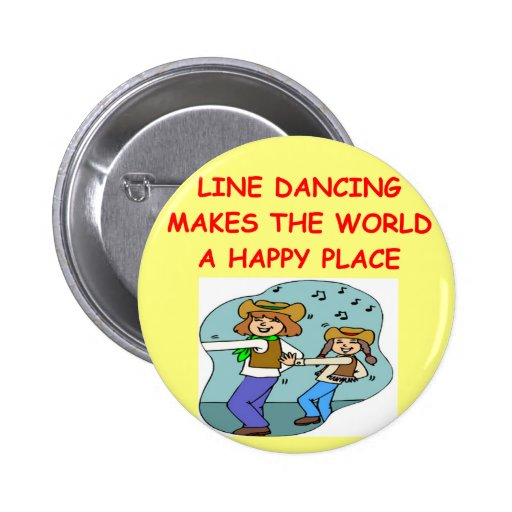 línea baile pins