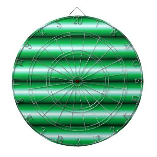 Línea blanca verde modelo