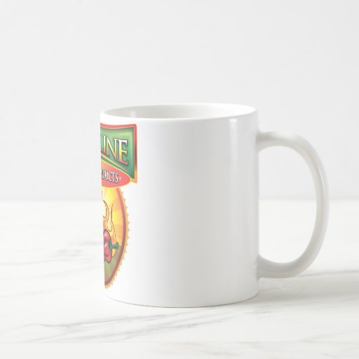 Línea caliente productos de la pimienta tazas de café