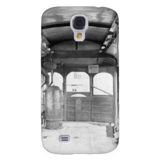 Línea coche de Strang de carretilla Carcasa Para Galaxy S4