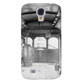 Línea coche de Strang de carretilla Funda Samsung S4