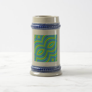 Línea colorida modelo taza