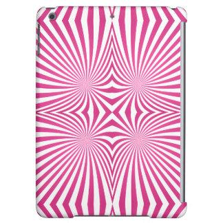 Línea curvada rosa modelo