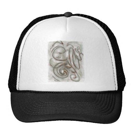 Línea de corriente gorra