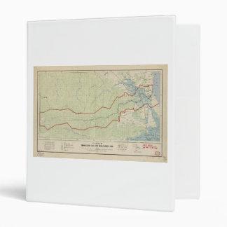 """Línea de demarcación de Vietnam y zona Carpeta 1"""""""