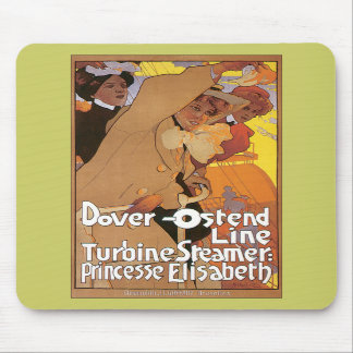 Línea de Dover-Ostende Tapetes De Ratones