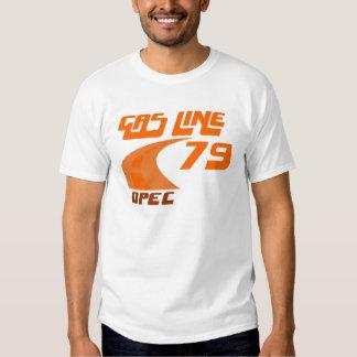 línea de gas 79 t camisas