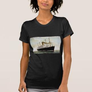Línea de Holanda-Amerika - Rotterdam - Nueva York Camiseta