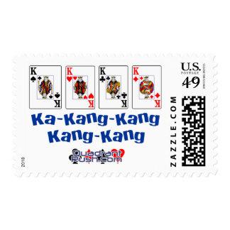 Línea de Kang de ka Sello