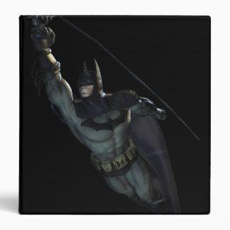 """Línea de la cremallera de Batman Carpeta 1 1/2"""""""