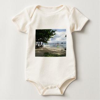 línea de la playa body de bebé
