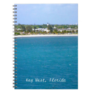 Línea de la playa de Key West Cuaderno