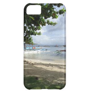 línea de la playa funda para iPhone 5C