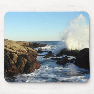 Línea de la playa Mousepad del Acadia