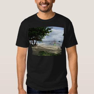 línea de la playa playeras