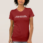 Línea de la recogida - DISPONIBLE PARA 3 PAGOS FÁC Camiseta