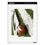 Línea de meta del fútbol iPad 3 skins