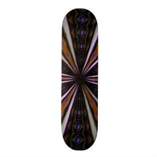 Línea de mirada extraña modelo tablas de skate
