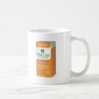 Línea de productos de la caja de AloeCure® Taza